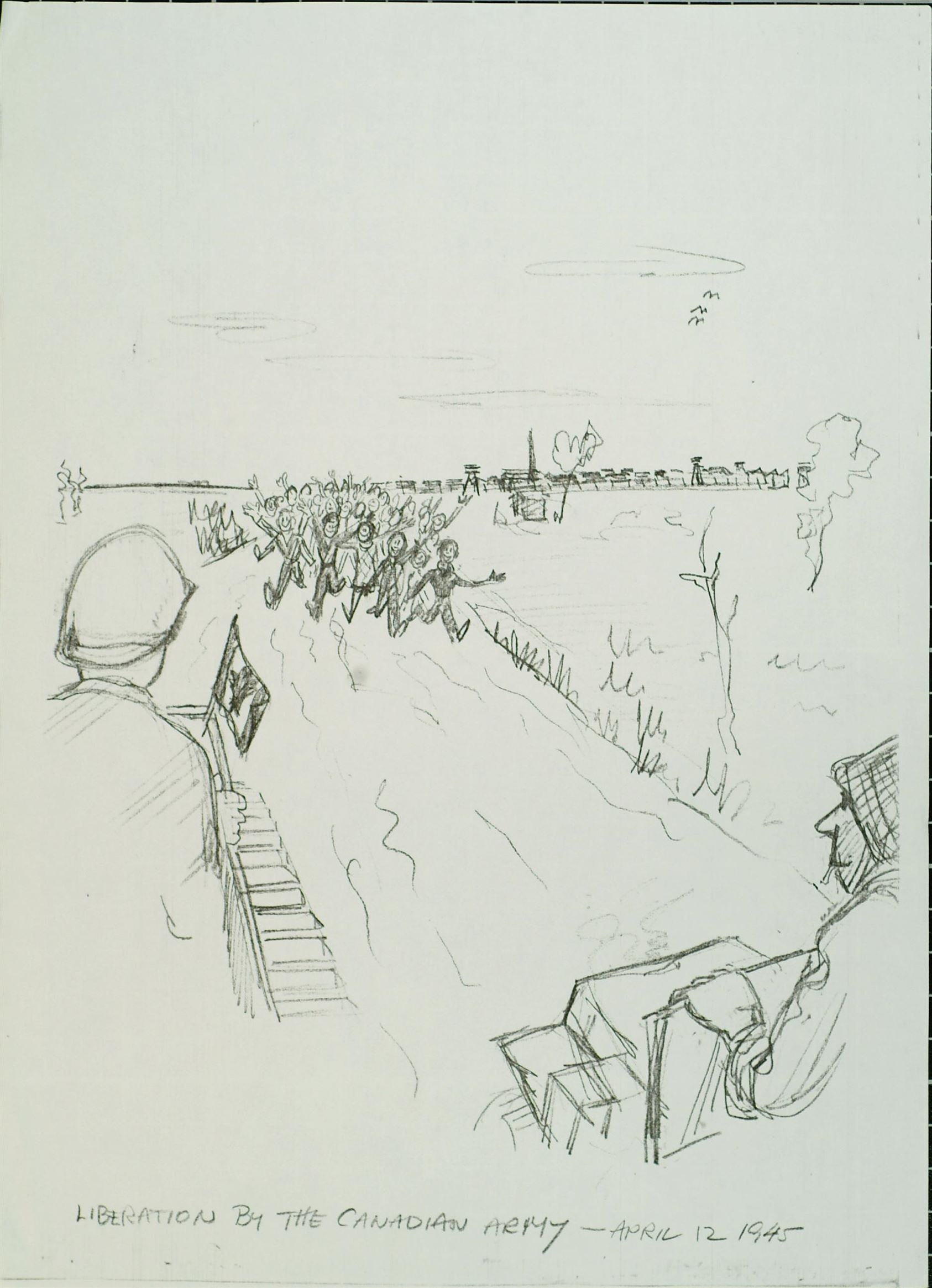 COLUMN: Bevrijding kamp Westerbork