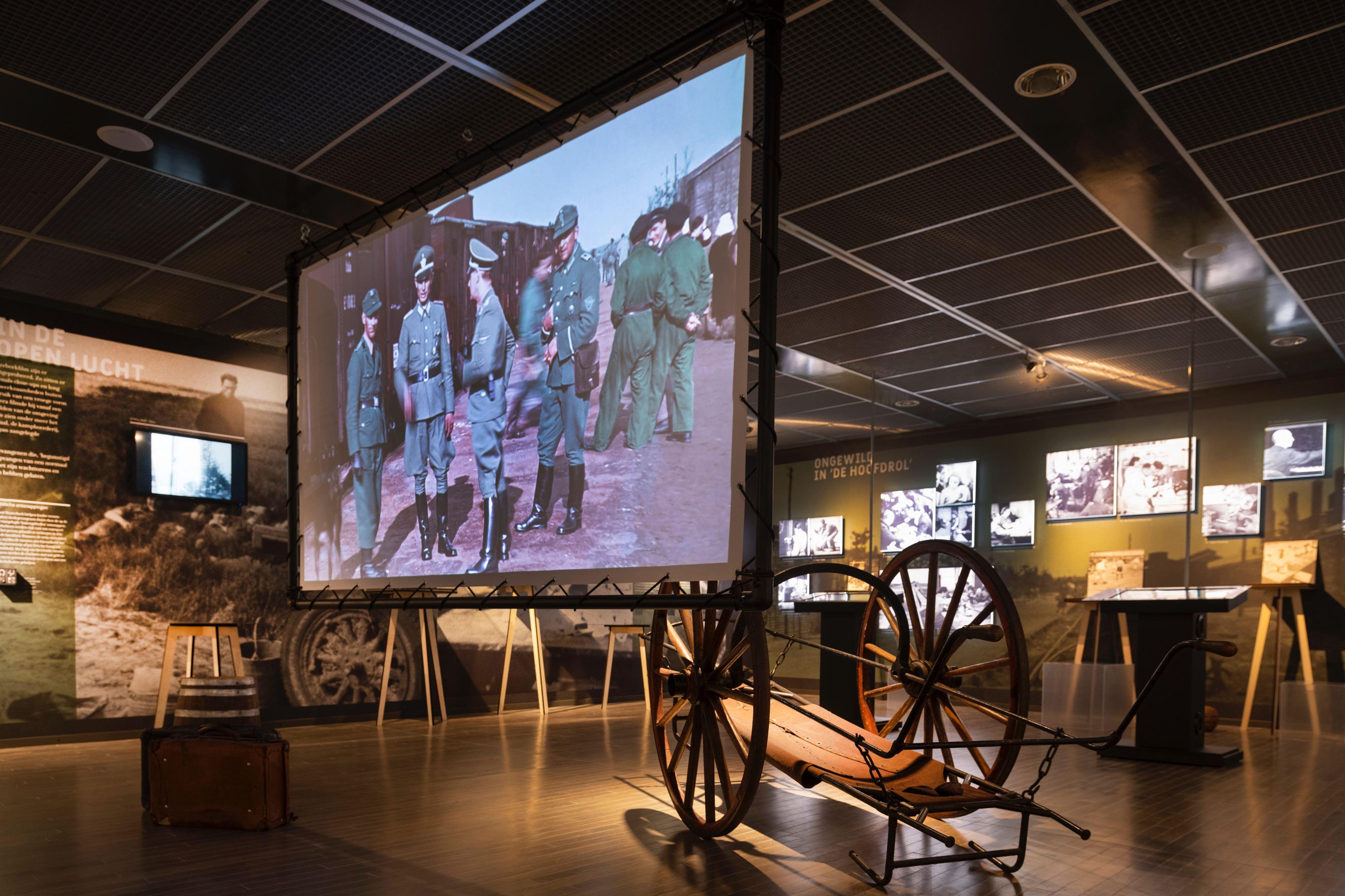 Restauratie Westerborkfilm maakt tentoonstelling en onderzoek mogelijk
